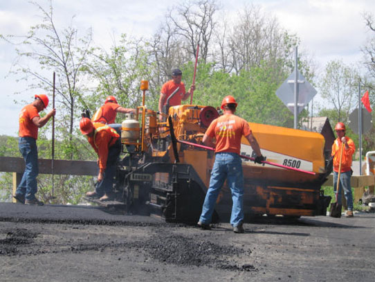 Albany Commercial Paving